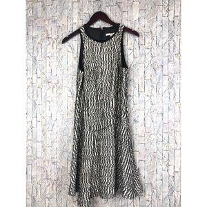 Derek Lam 10 Crosby Black + White Dress